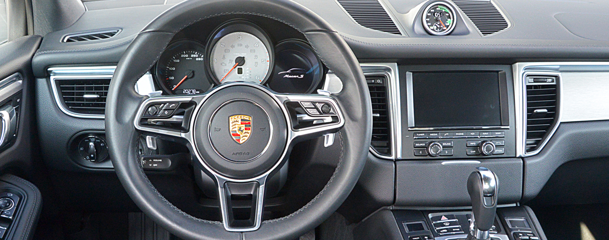 Noleggio Mensile Porsche Macan S Diesel